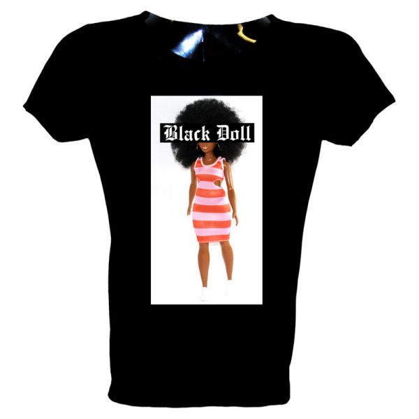 Afro Doll Shirt by Black Doll by Top 5 Percent, LLC