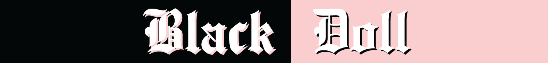 Black Doll Banner