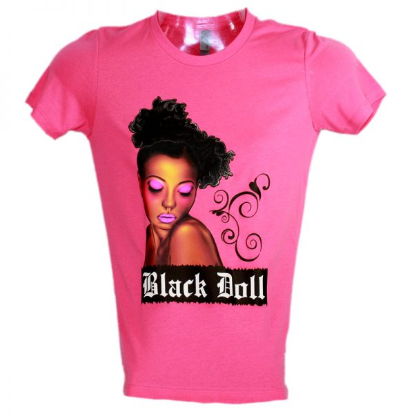 We Are Black Doll shirt